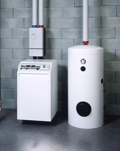 Газовое идизельное отопление