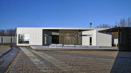 В-2. Гостевой дом с баней
